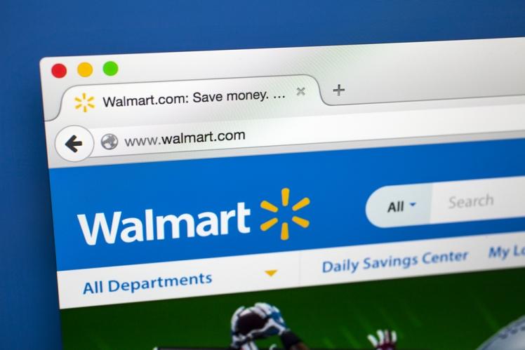 #6 Walmart Grocery