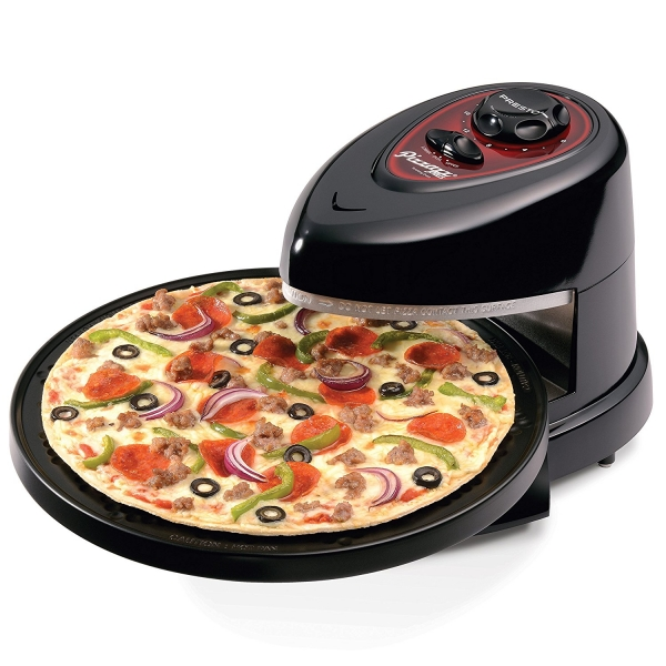 Rotating Pizza Oven