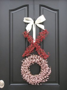 Hang a Wreath