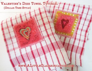 Customize Dishtowels