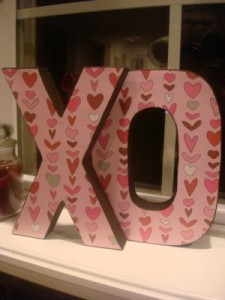 Paint Craft Store Letters