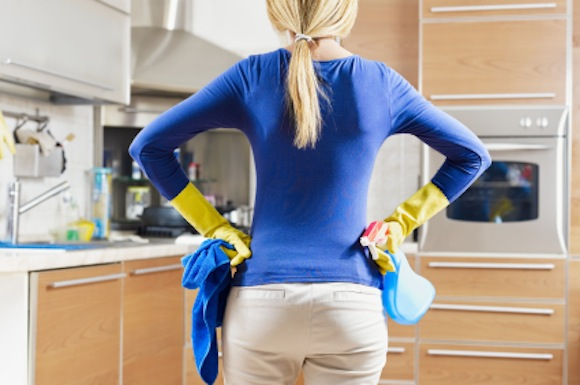 the dirtiest places in your home