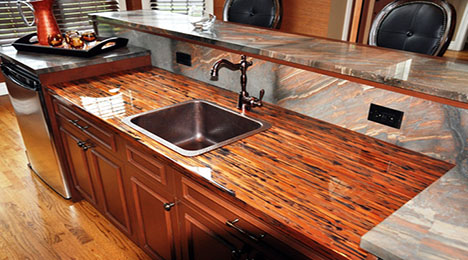 Charming However, You Have To Be Able To Live With An Ever Changing Design. Copper  Reacts To Different Substances, Creating A Blend Of Matte Reds, Greens, ...