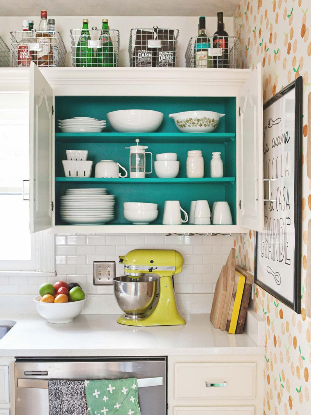 6 Decorating Ideas For Above Kitchen Cabinets Reliable