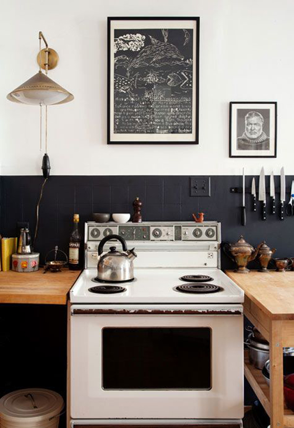 half-painted-black-kitchen