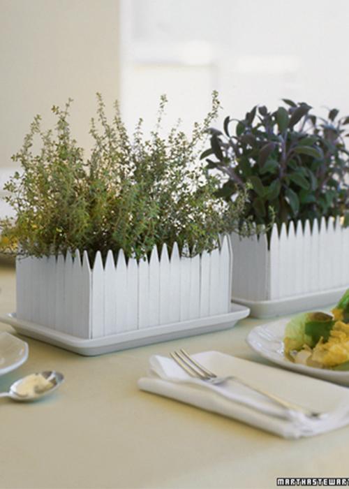 herb-garden-centerpiece