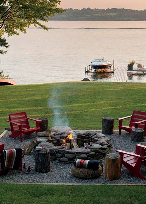 Invest in a Fire Pit