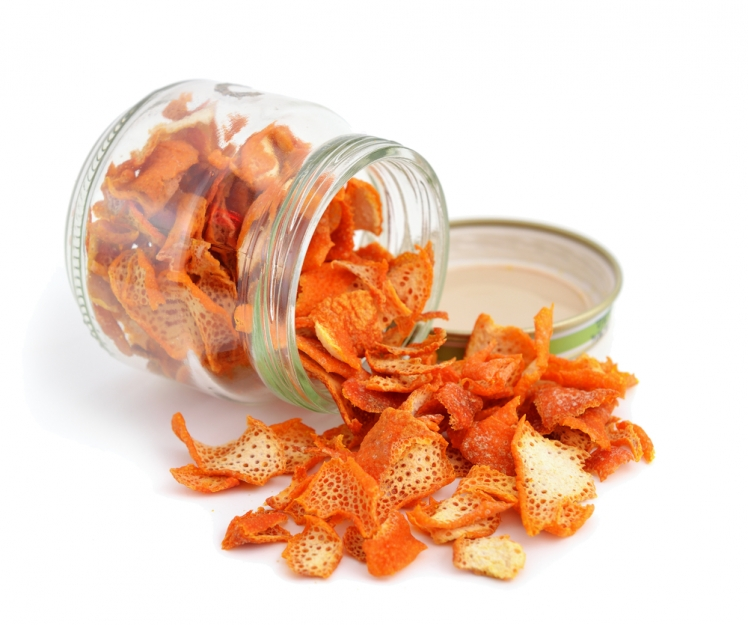 Orange Peel Mix
