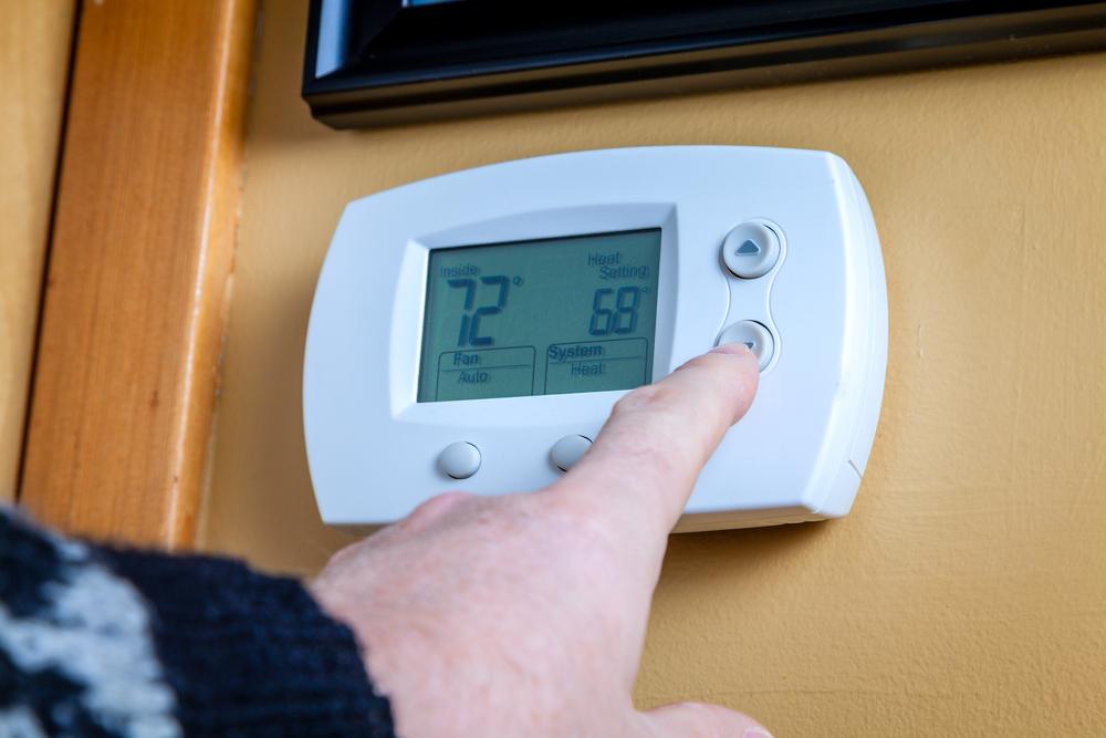 Set your temperature