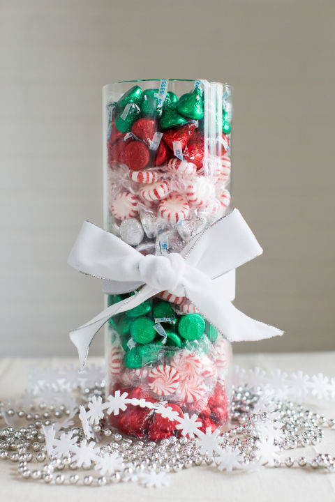 The Treat Tower Centerpiece