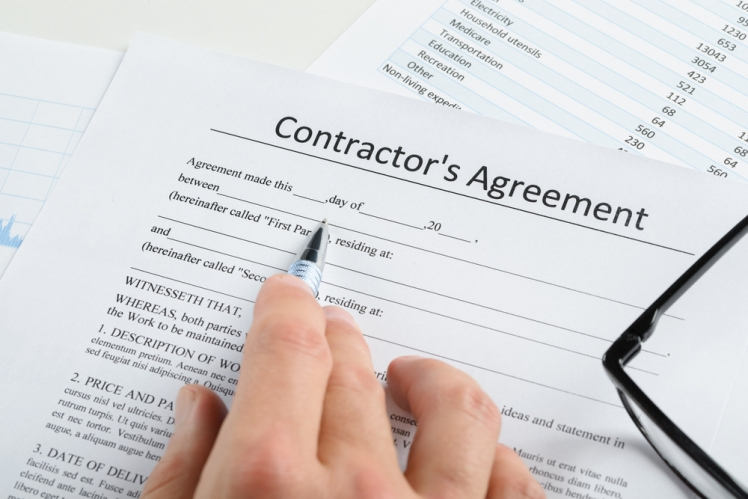 There are no surprises in the contract