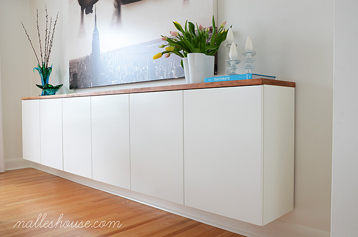 Credenzas En Ikea : Amazing ikea hacks that will make your home look more expensive