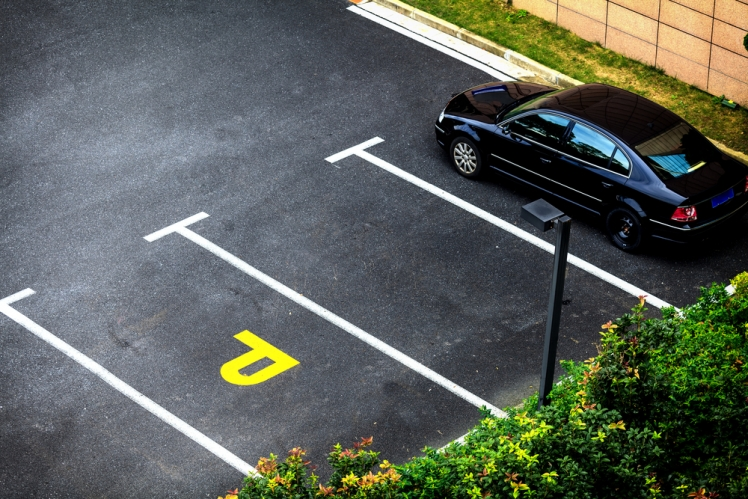 Save your best parking spots