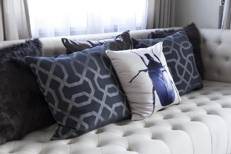 Change Cushions