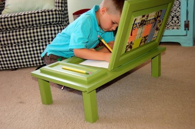 Children's Art Desk