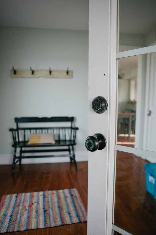 Create Your Own Mudroom