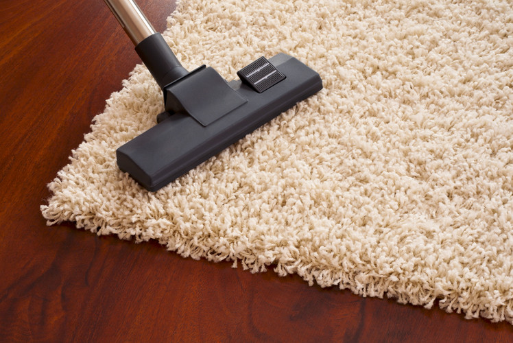 Roll up Rugs and Send for Cleaning