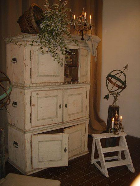 Stackable Cupboard