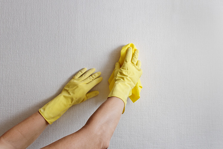 Wash walls