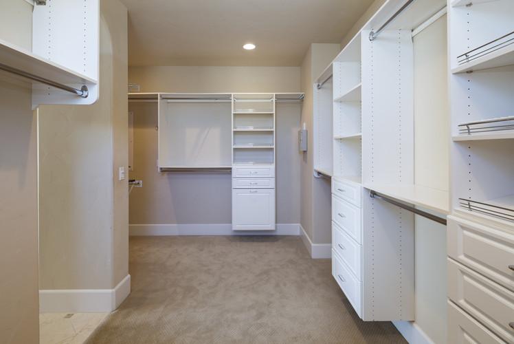 Removing Closets