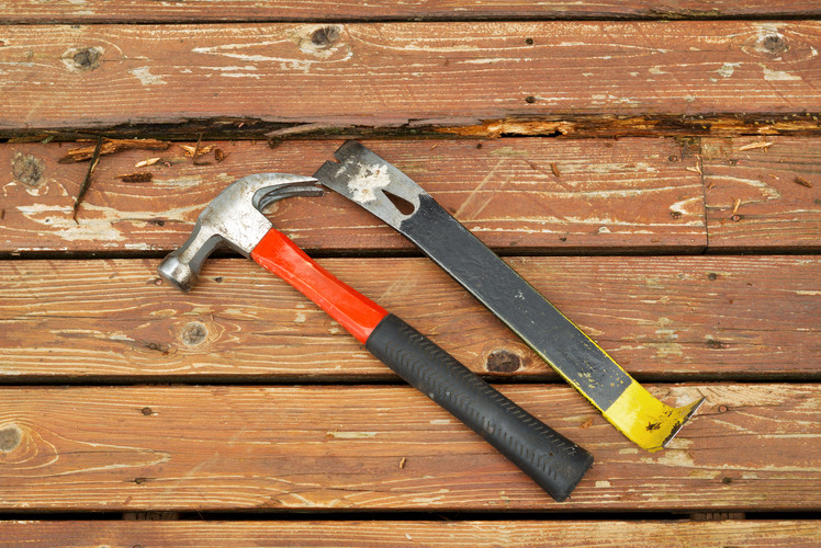 Restore Your Porches and Decks
