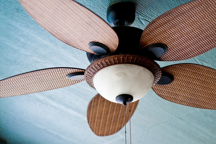 Adjust Ceiling Fan Direction