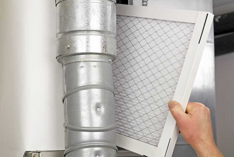 Change AC Filters
