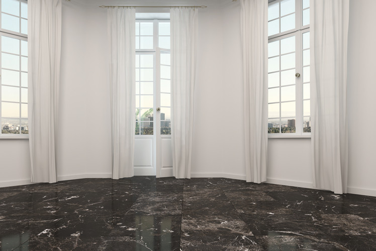 Floor Length Curtains