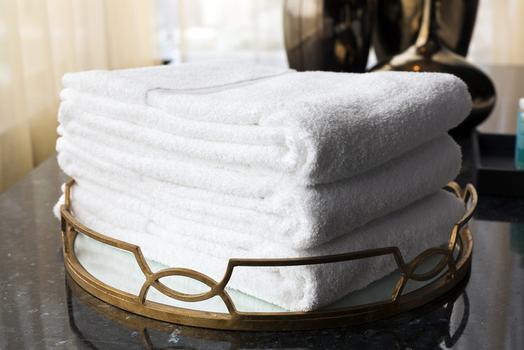 Luxurious TowelsLinens