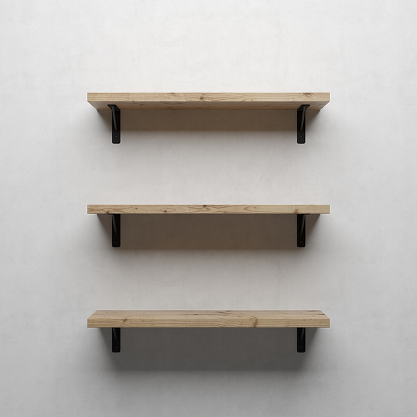 Build simple shelves