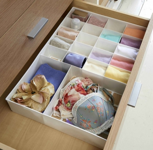 organize your drawers