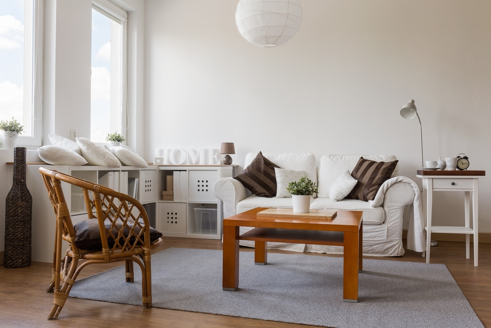 to make a home feel finished Buy Furniture with Personality