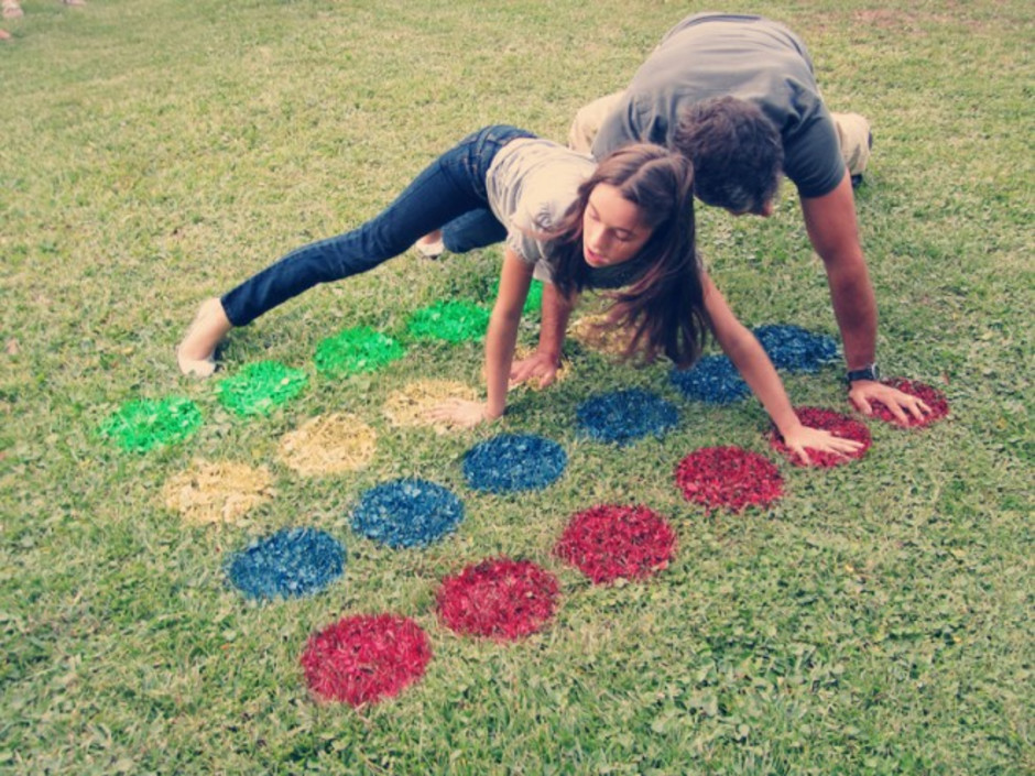 Lawn Games are fun for adults at a garden party