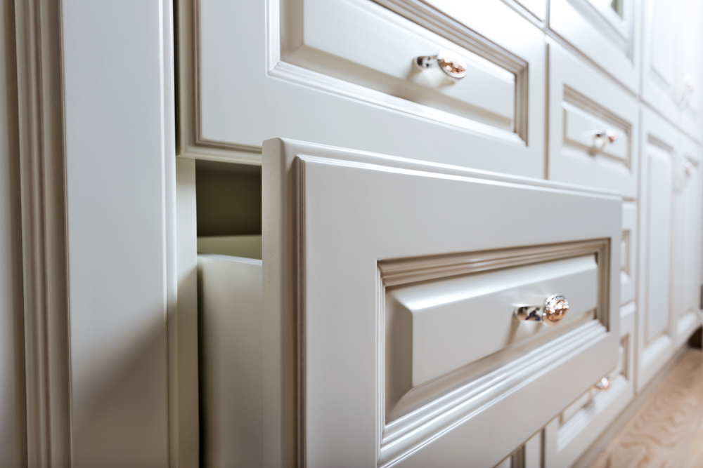 Refresh Furniture by replacing handles