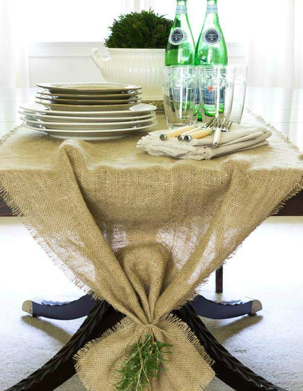 Create a table runner