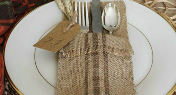Easy DIY Ideas For Simple Burlap Projects To Try