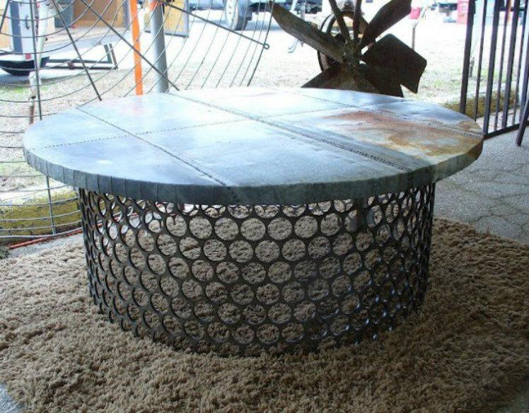 Mesh Table
