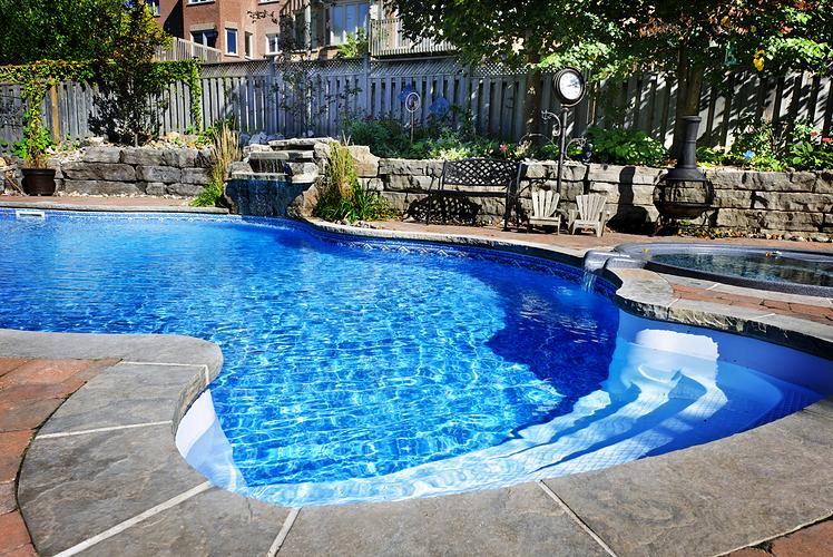 add a pool