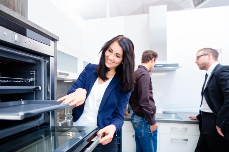 Choosing an Oven
