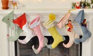 Elf Stockings
