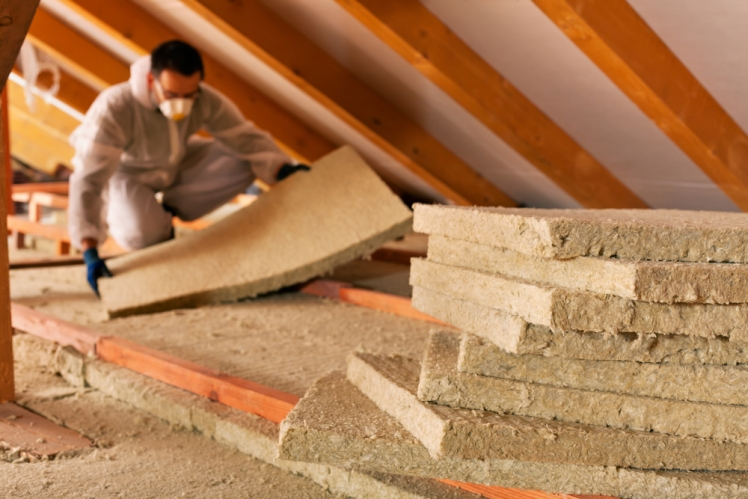 Learn More About the Types of Attic Insulation