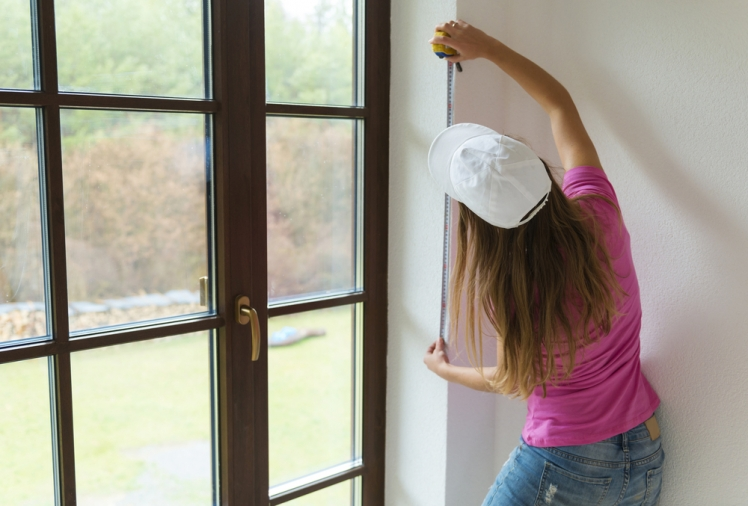 Measuring Your Window