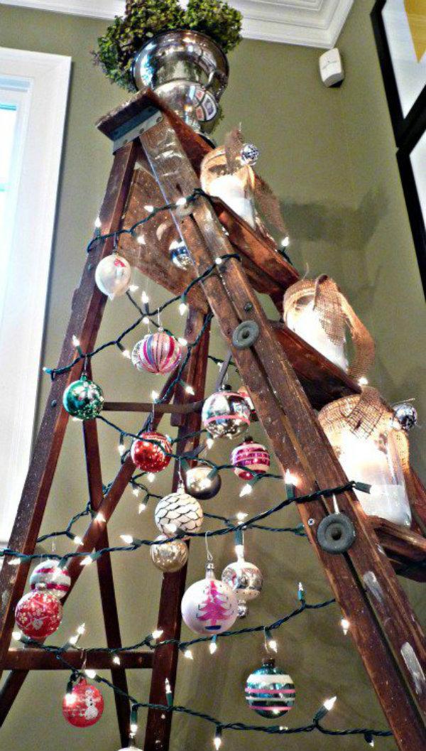 The ladder tree