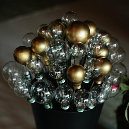 bulb topiary