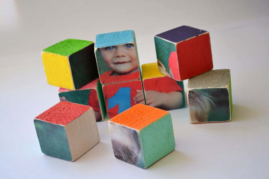 photo puzzle blocks