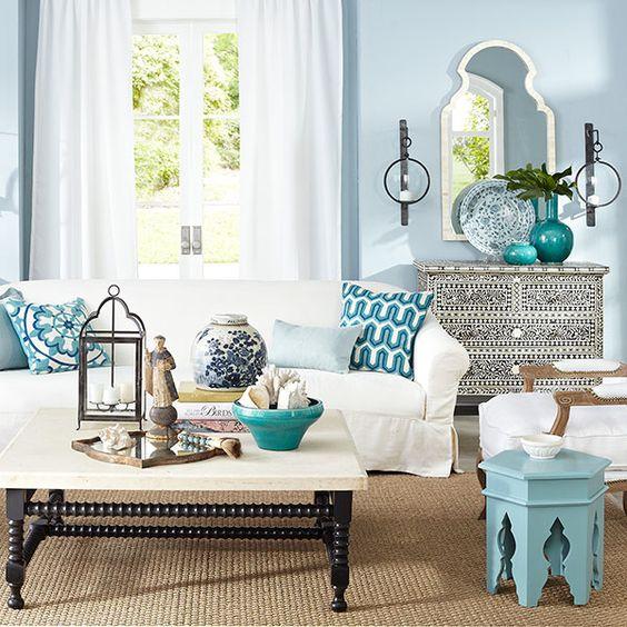 Moroccan-living-room