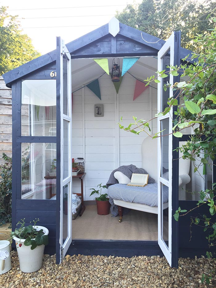 summerhouse shed