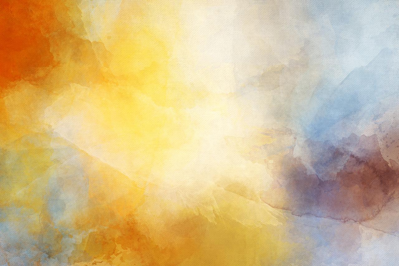 11. Watercolors