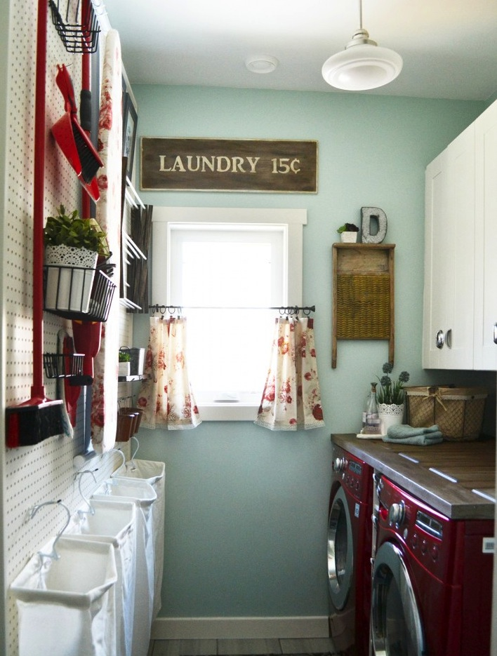 After - Laundry Room 1