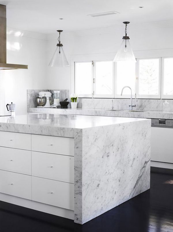 Marble Accents